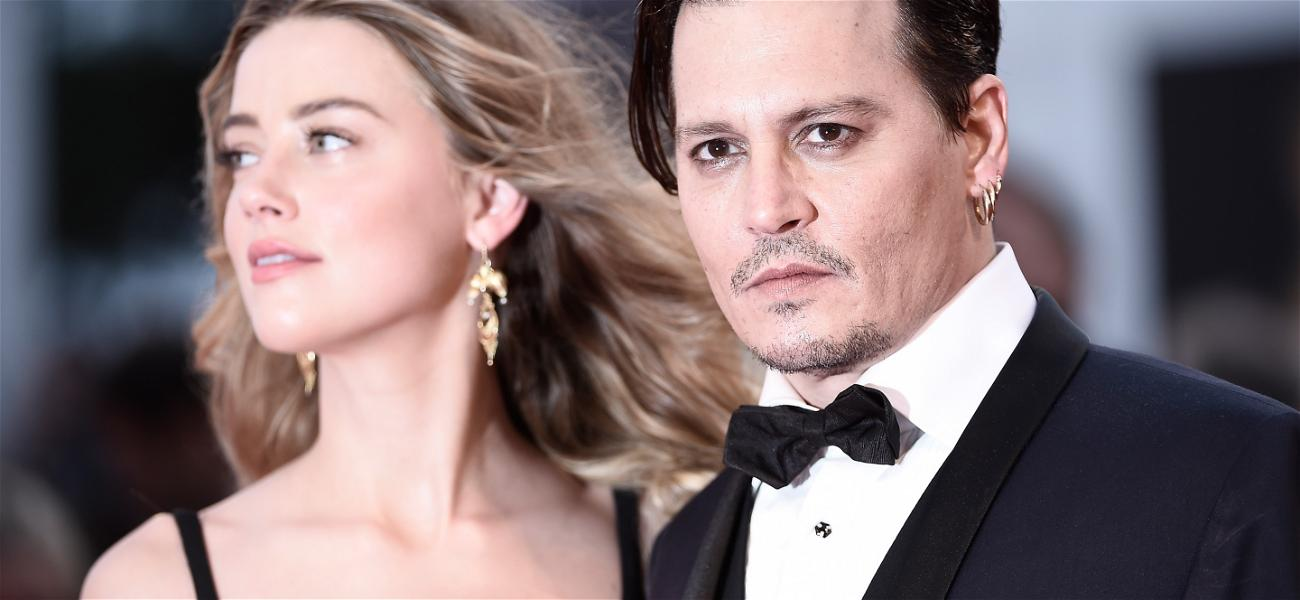 Johnny Depp Text Messages With Amber Heard's Parents Revealed: 'I DID NOT Throw A Phone At Her!'