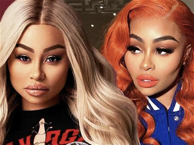 Blac Chyna Bursts Out Of Shirt In Tiny Underwear Thirst Trap