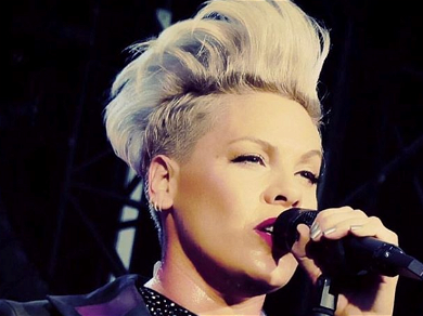 Pink Got Her Daughter A 'Punk Rock' Haircut, And Fans Are Loving It