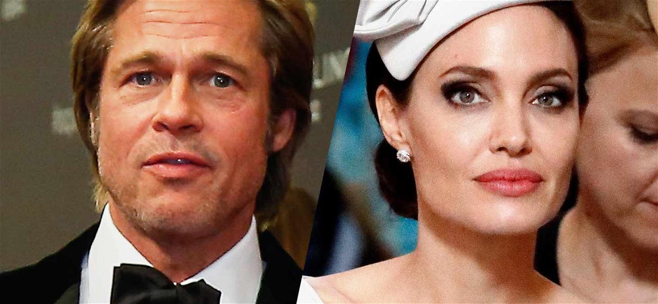 Angelina Jolie & Brad Pitt Settling Custody War