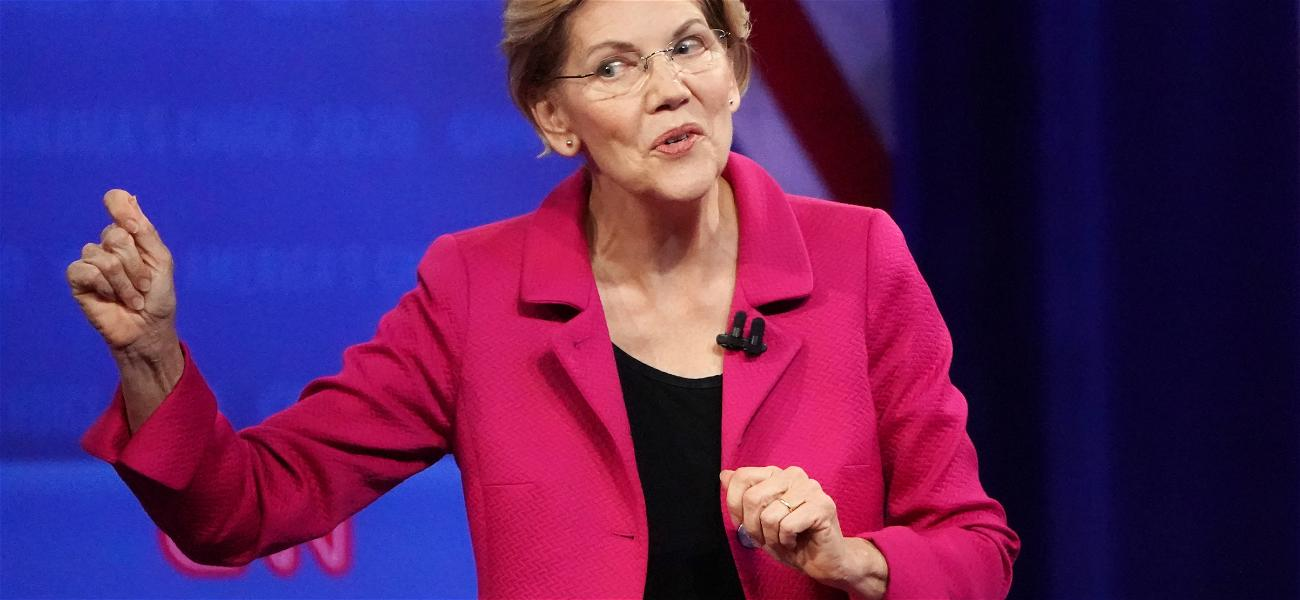 Celebs React to Elizabeth Warren Dropping Out of the Democratic Race