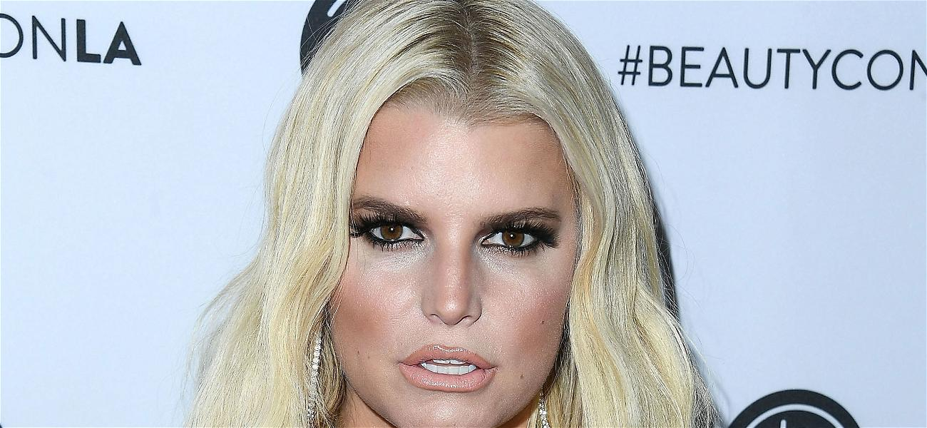 Jessica Simpson Shows Off Super Sexy Figure in Ski Suit After Losing 100 Pounds