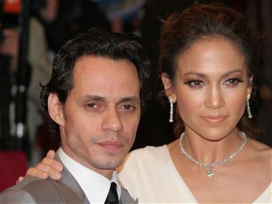 Marc AnthonyHas Been 'Comforting' Jennifer Lopez Following A-Rod Split