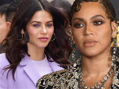 Jenna Dewan Hates On Beyoncé's Early Strut & Immediately Worries About Beyhive Backlash