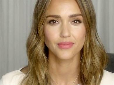 Jessica Alba Reveals The Parenting Moment That Made Her Cry