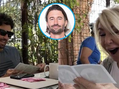 Brandon Jenner Shares Sweet Moment He Told Famous Family He's Expecting Twins