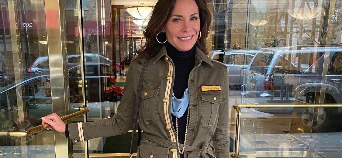 Luann De Lesseps Says She And Eboni K. Williams Have Their Moments, Talks 'Real Housewives: Mashup'