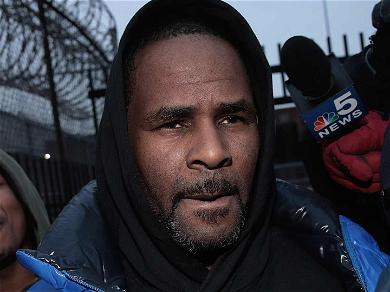 R. Kelly's Female Friend, Who Paid $100k to Bail Him Out of Jail, Avoids Questioning in Singer's Unpaid Rent Case