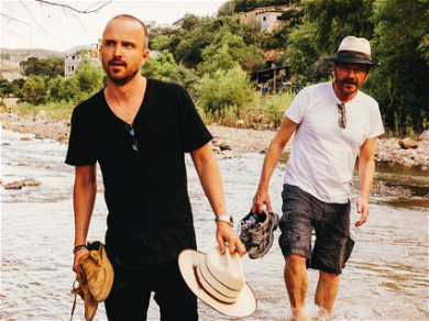 Bryan Cranston And Aaron Paul Confuse Fans With Cryptic 'Breaking Bad' Posts