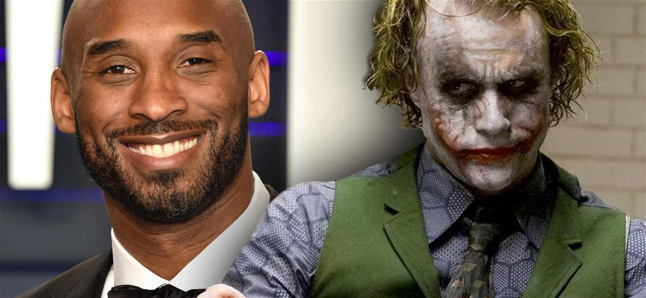 L.A. Lakers Exec Allegedly Made Up Story About Kobe Bryant Having Dinner With Heath Ledger