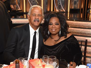 Oprah Reveals That Her Partner Stedman Is Living In The Guesthouse Under Quarantine