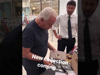 Paul Marciano Back to Work at Guess While Internal Investigation Continues