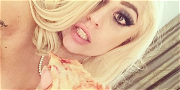 Lady Gaga Goes Pantless On Pizza Run, 'Could Be Pasta' Too