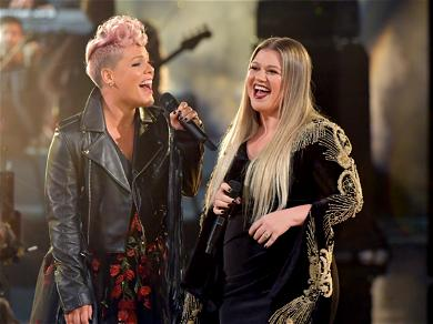 Kelly Clarkson Publicly Supports Pink's Decision to Age Naturally, Says 'I Feel You'