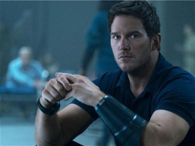 Chris Pratt Reveals New 'The Tomorrow War' Trailer On Instagram!