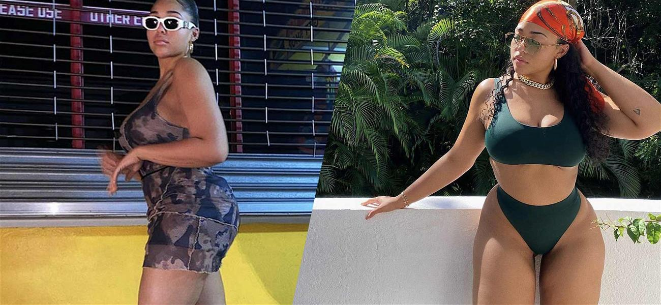 Jordyn Woods's Hips Don't Lie, Another Day… Another Slay!