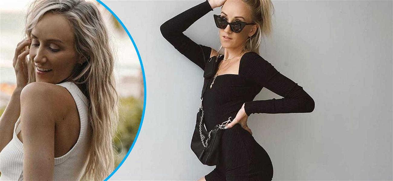 Olympic Gold Medalist Nastia Liukin Shares Cheeky Smile in Smoking Hot 'Happy Monday' Pic
