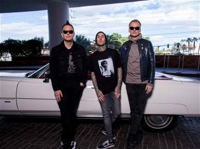 Blink 182 Trash Hotel Room After Signing First-Ever Las Vegas Residency With Permission