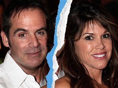 Former 'RHOC' Star Lynne Curtin Files for Divorce … Again