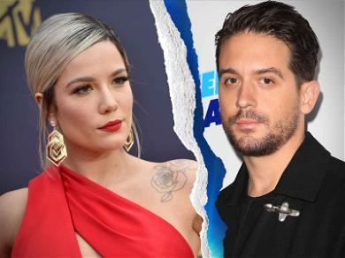 G-Eazy and Halsey Announce Split, 'Taking Some Time Apart'