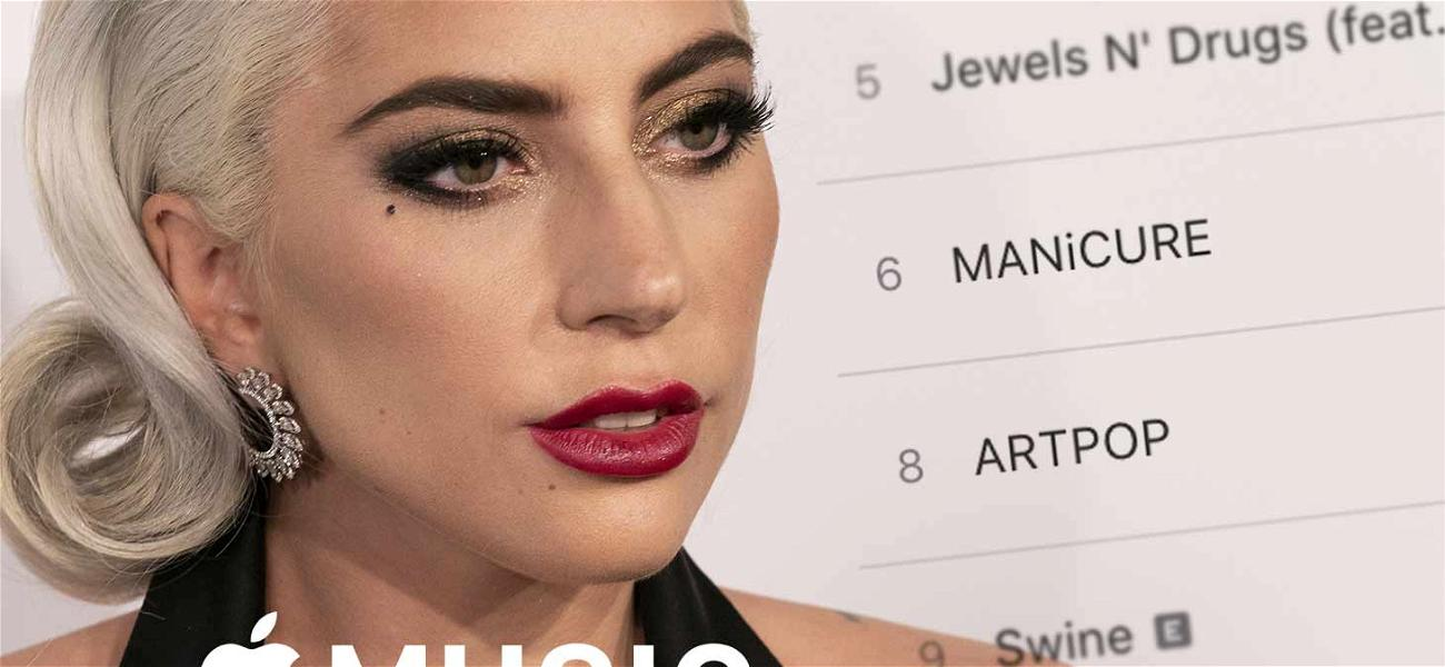 Lady Gaga's Collaboration With R. Kelly Removed From Apple Music