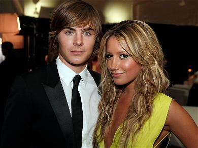 Zac Efron's 'High School Musical' Co-Star Ashley Tisdale Says Kissing Him Was 'The Worst'