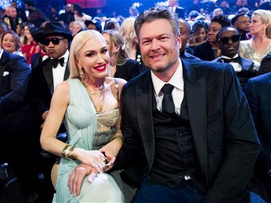 Blake Shelton And Gwen Stefani Show Off How They Celebrated Mother's Day