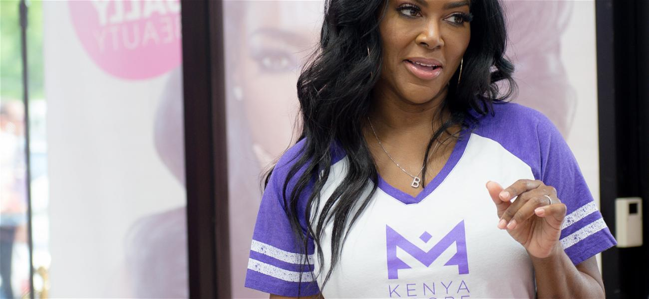 Kenya Moore Reveals The Real Reason Behind Intimacy Problems With Husband Marc Daly