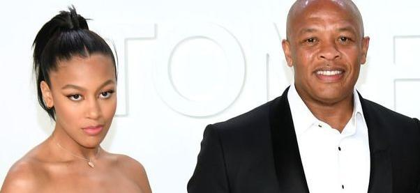 Dr. Dre's Daughter Tells 50 Cent 'F–K You' After He Talked About Her Mom Nicole Young