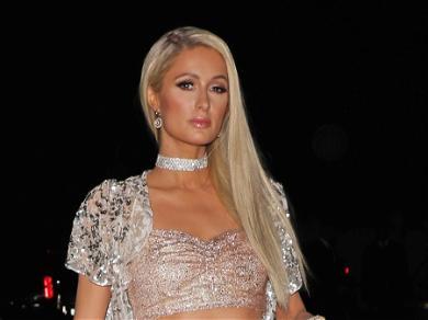 Paris HiltonStarting IVF Treatments Following Kim Kardashian's Advice