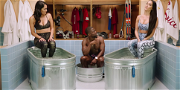 Kevin Hart Gets 'Cold As Balls' With the Bella Twins, Ninja & Dennis Rodman
