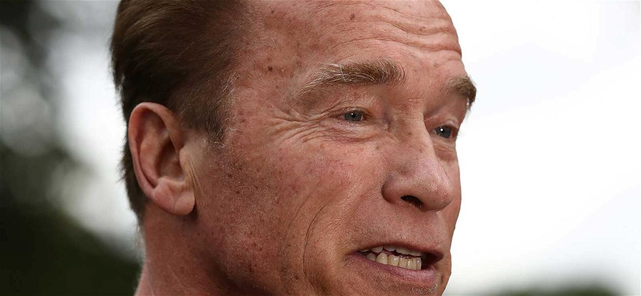 Arnold Schwarzenegger Wakes Up After Heart Surgery and Says … 'I'm Back'