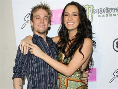 Aaron Carter's Sister Files Restraining Order Against The Singer Days After Nick Got Protection