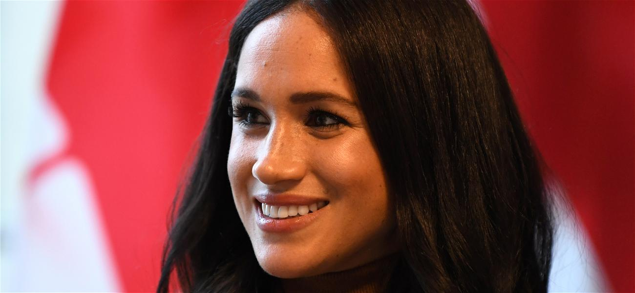 Meghan Markle Body Double Signs With Agency