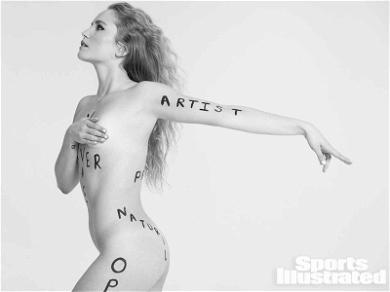 Sailor Brinkley Cook Poses Nude For Powerful Sports Illustrated Swimsuit Shoot