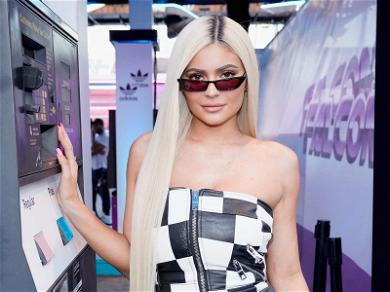 Kylie Jenner Sued Over 'Sparkle' Cosmetics Line