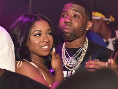 Reginae Carter Takes Shots At Ex-Boyfriend YFN Lucci By Saying She's Not Making Anyone Famous Again