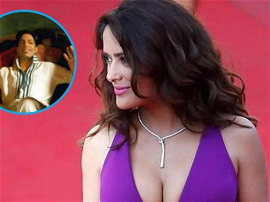 Salma Hayek Honors Prince With Special BLM Birthday Tribute: 'Moment You Dreamt Of And Waited For'