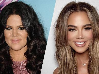 Khloe Kardashian Plastic Surgeons Weigh In On Reality Star's Shocking New Face