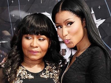 Nicki Minaj's Mom No Longer Involved in Rapper's NBA All-Star Weekend Legal Battle