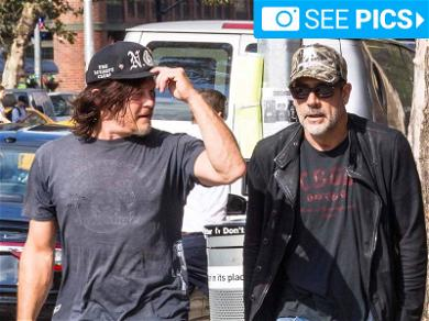 Daryl Is Officially Negan and We Don't Know How to Handle It