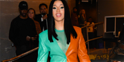 Cardi B Fights Back Tears Over Titanic-Sized Birthday Ice From Offset