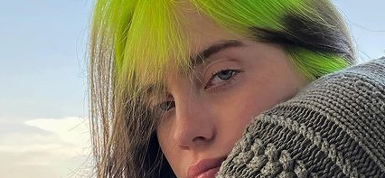 Billie Eilish Announces Hair Color Change After Fans Make Fun Of Her Green Look