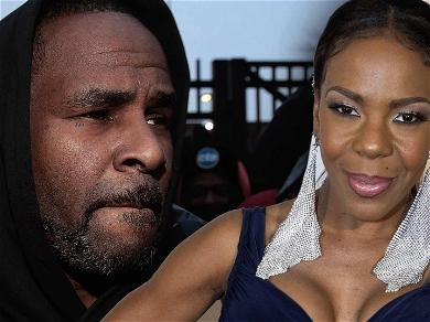R. Kelly's Ex-Wife Helps Raise Thousands of Dollars in Anguilla for Women of Domestic Violence