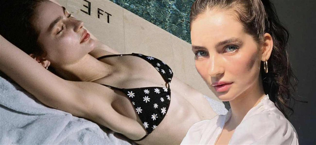 Paul Walker's Daughter Looks Like A Snack In Barely-There String Bikini