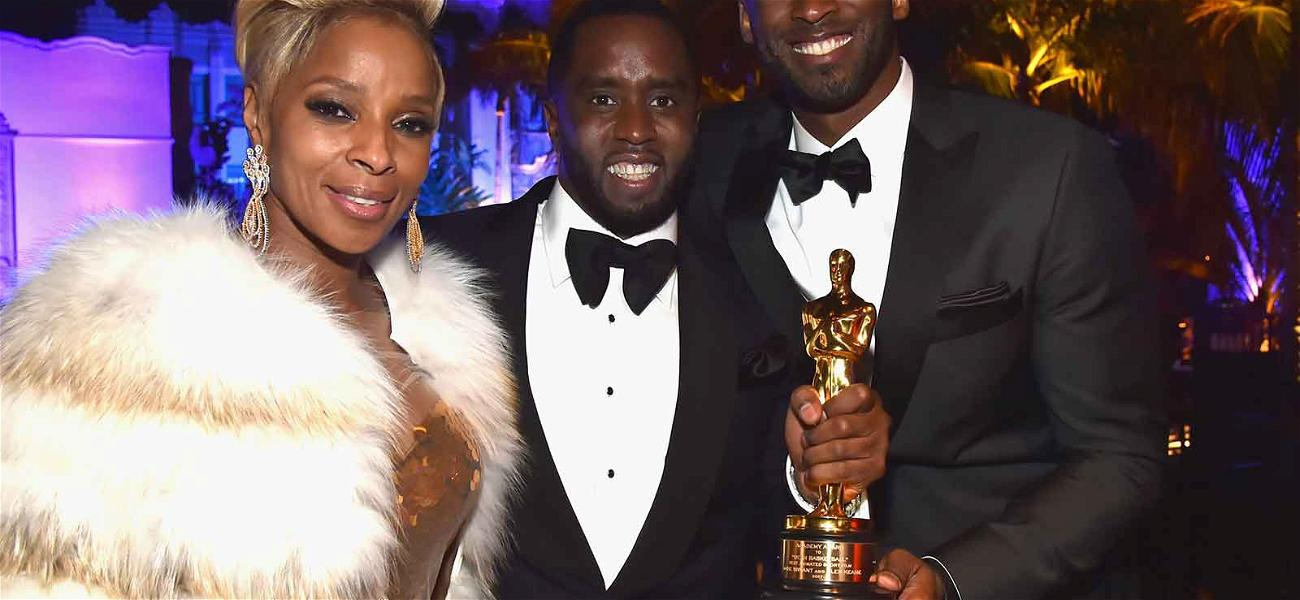 Mary J. Blige Settles Up Divorce Before Amazing Oscars Night