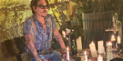 Johnny Depp Joins Instagram Sharing Video Thanking Supporters During War With Amber Heard