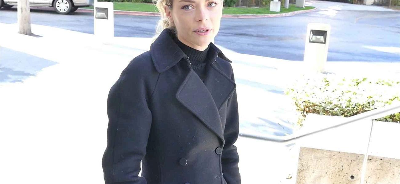 Jaime King Wants the Judge to Throw the Book at Man Who Smashed Up Her Car