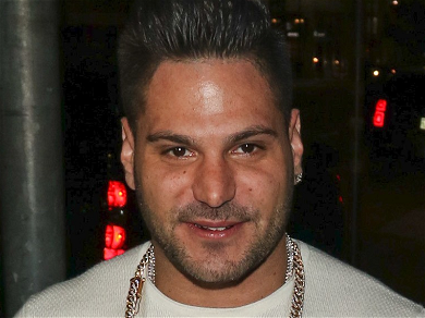 'Jersey Shore's Ronnie Ortiz-Magro Says He Misses His Daughter As Possible Jail Time Looms