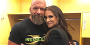 WWE Star Triple H Gets D-Generation X Drone Show During 50th Birthday Bash